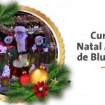 Curta o Natal Mágico de Blumenau.
